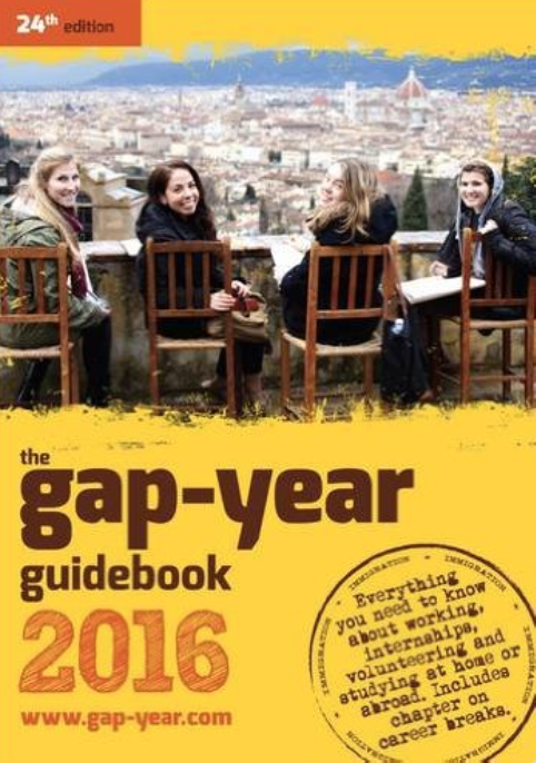 Gap Year Guide Book