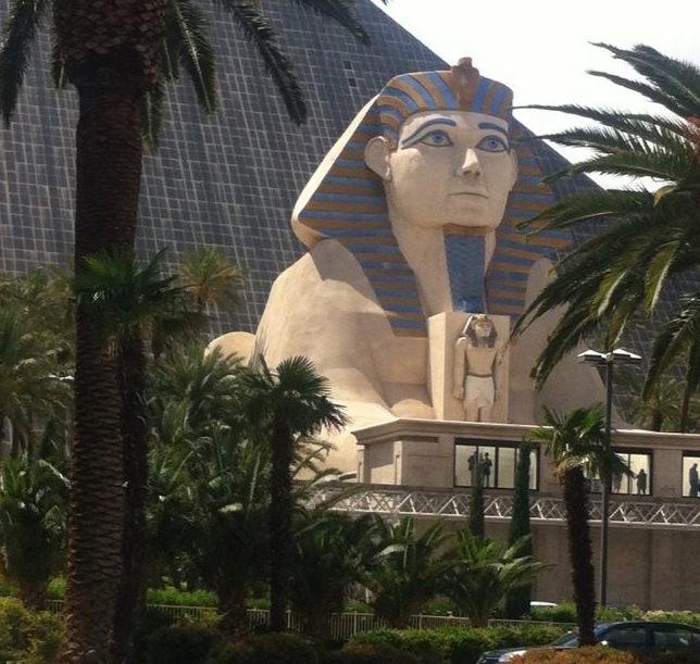 Guest blogging Vegas