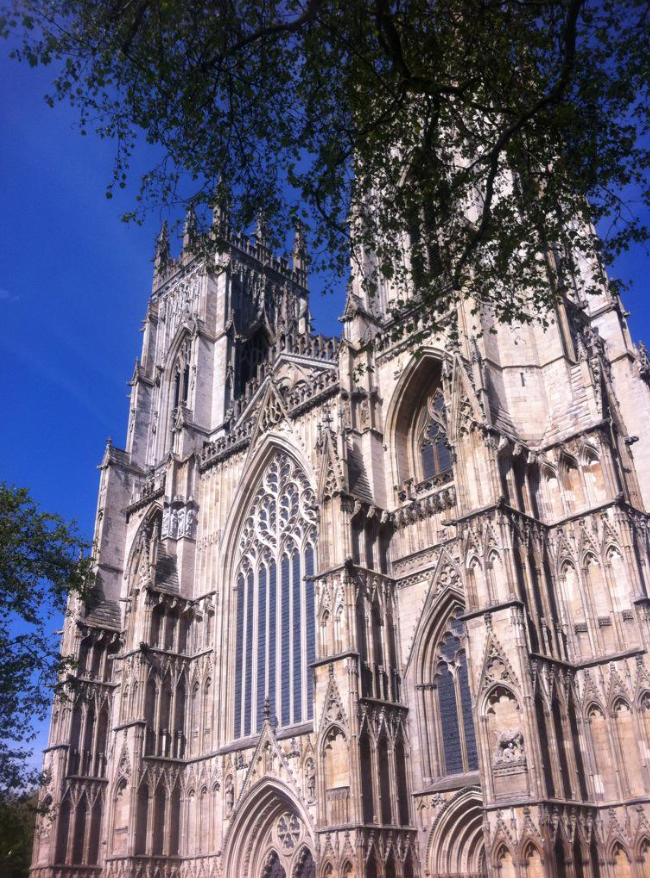 Gothic Minster York UK