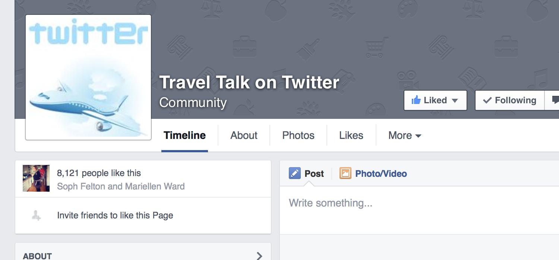#ttot on Facebook