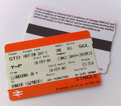 Travel Hacking UK Trains