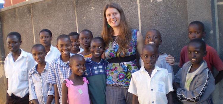 Volunteering in Rwanda!
