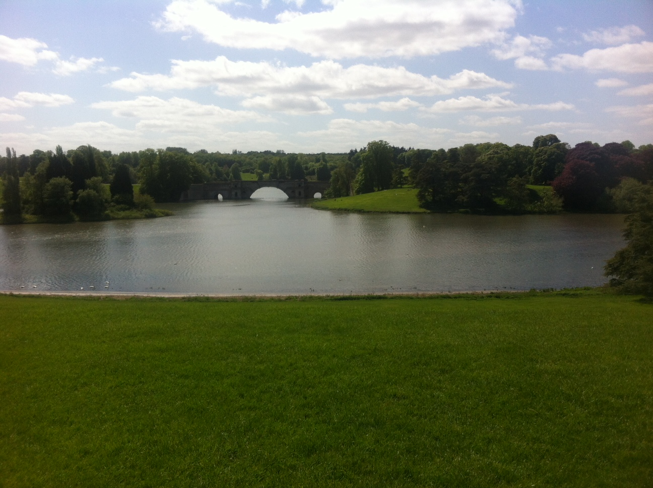 Blenheim Palace Queen Pool