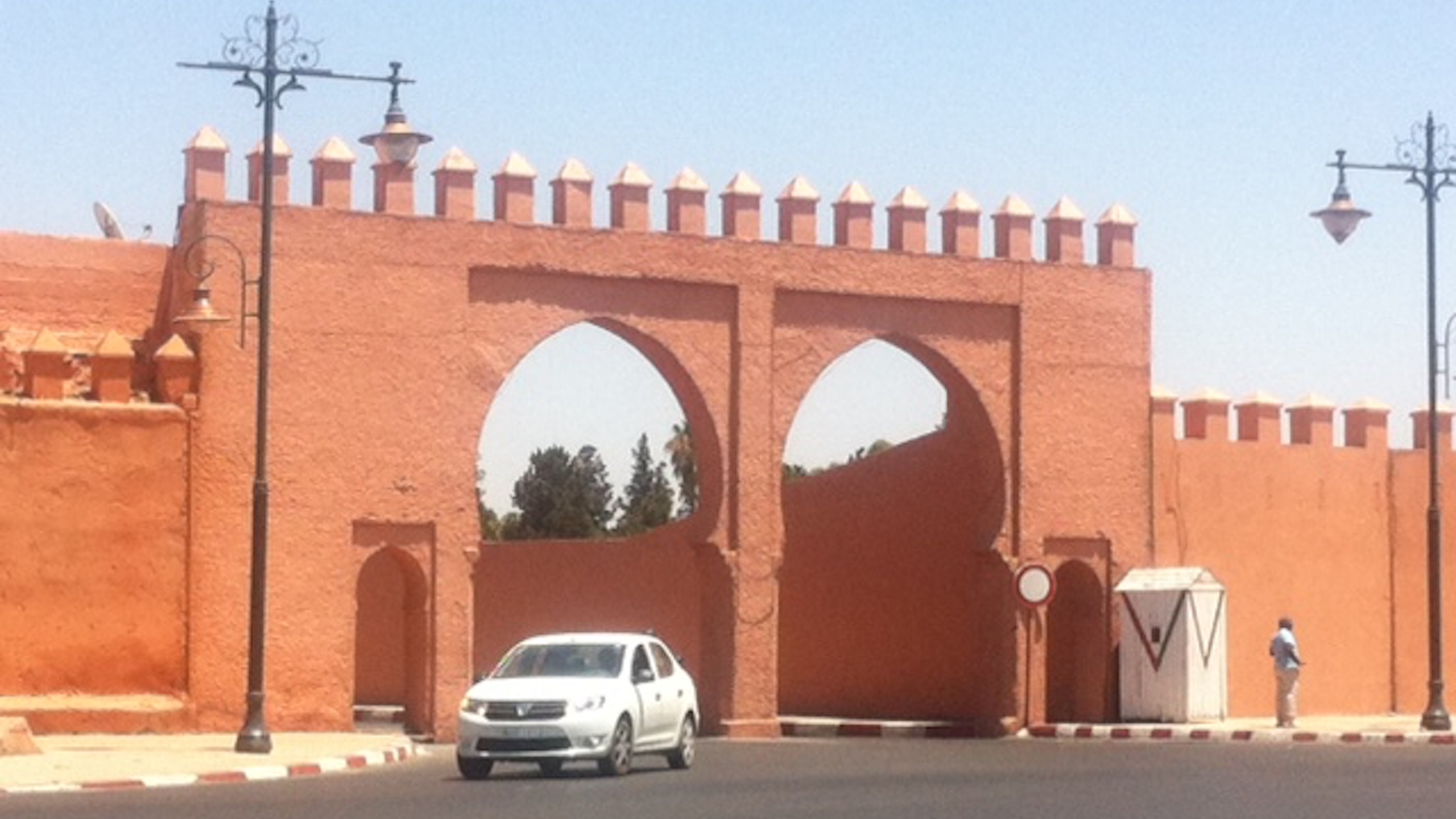 Marrakesh gates GOOGLE PLUS