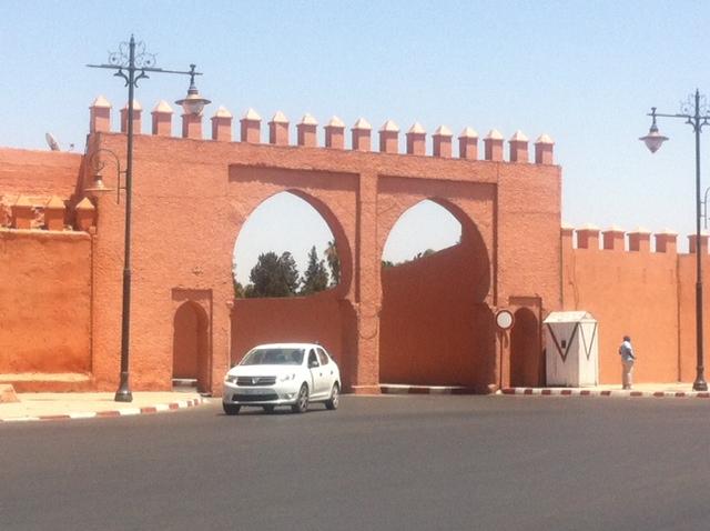 Marrakesh gates