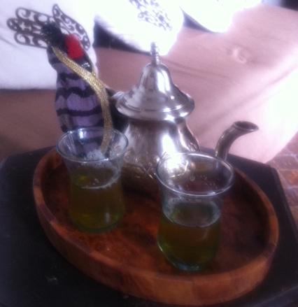 Riad Mint Tea