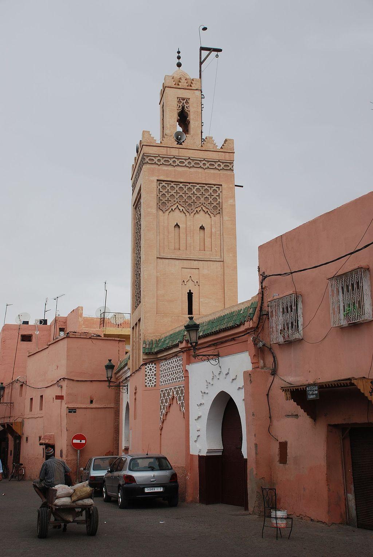 Read near Sidi Ben Slimane