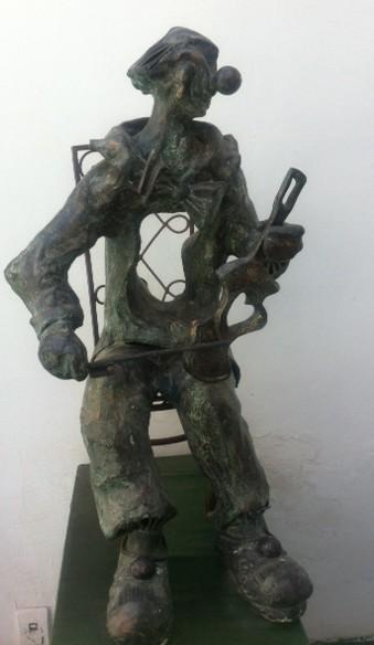 Contemporary art at Marrakech Museum