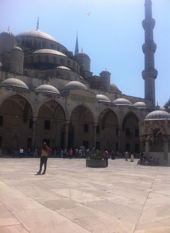 Blue Mosque AMY