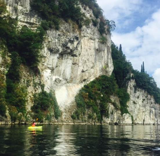 Cliff Lake Como