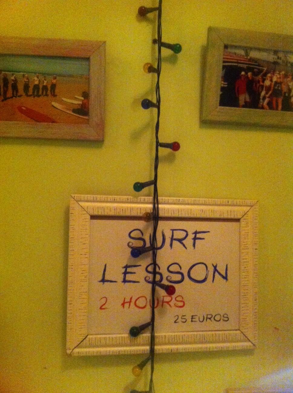 Surf Lessons Essaouira