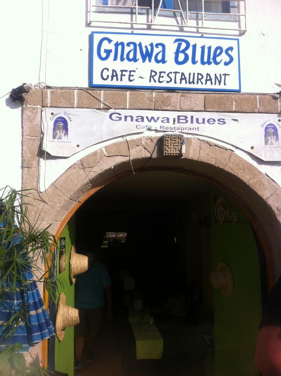 Gnawa Blues Cafe