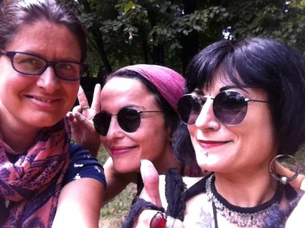 Me, Mina and Melek