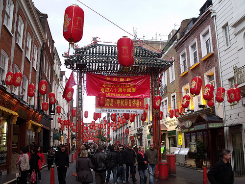 China Town, London Image Credit: Elliott Brown on flickr.