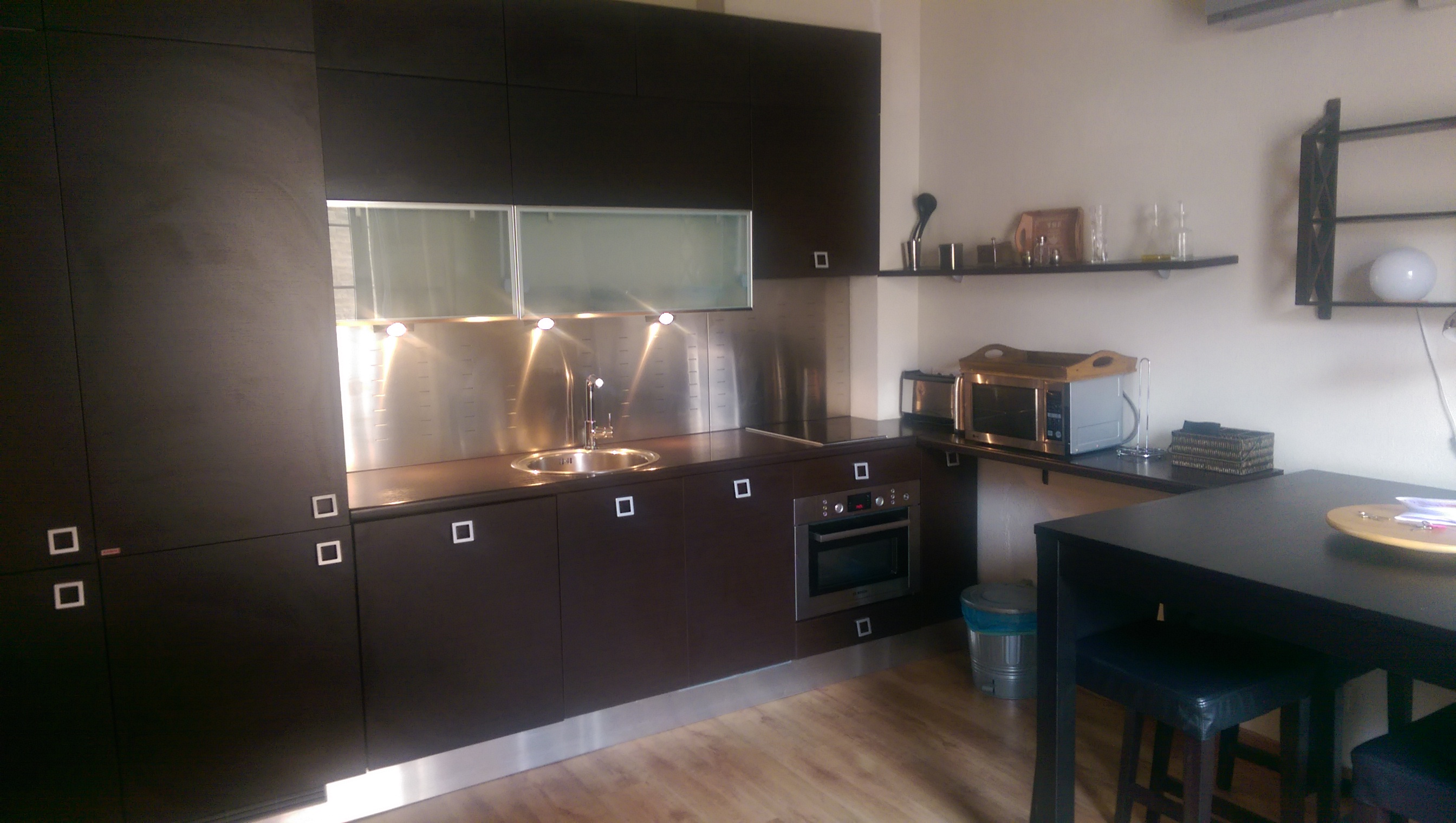 My Sweet Home Abroad Kitchen
