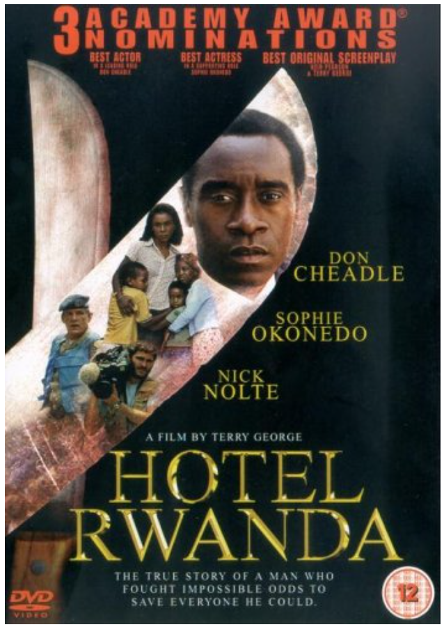 hotel rwanda the movie Watch hotel rwanda online hotel rwanda the 2004 movie reviews, trailers, videos and more at yidio.