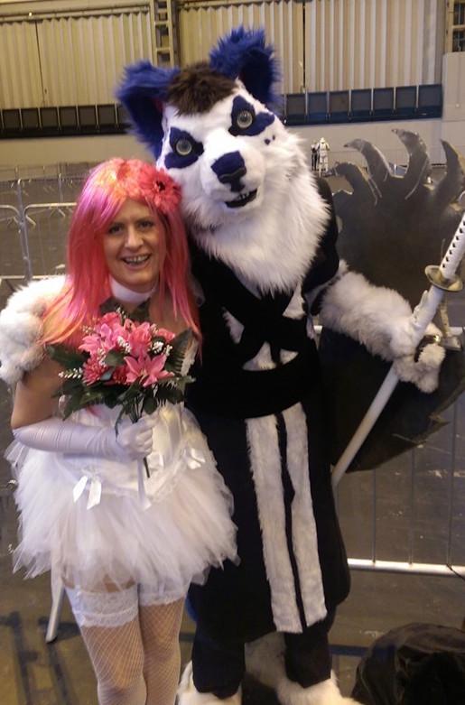 MCM Comic Con Birmingham 2015