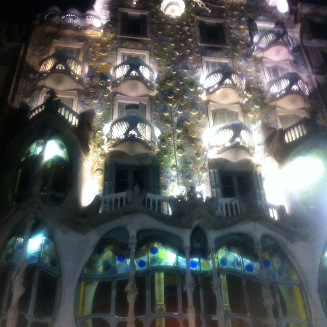 Casa Batllo Gaudi