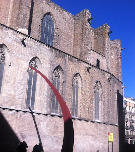 Church in Barcelona