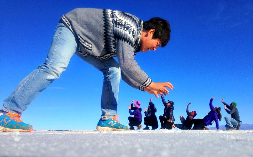 Salt Flats Bolivia South America