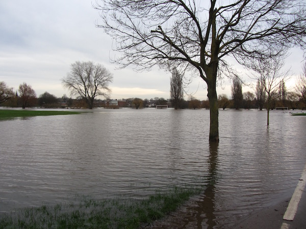 York Floods Christmas 2015