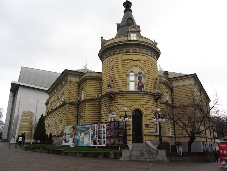 Cultural Centre Belgrade