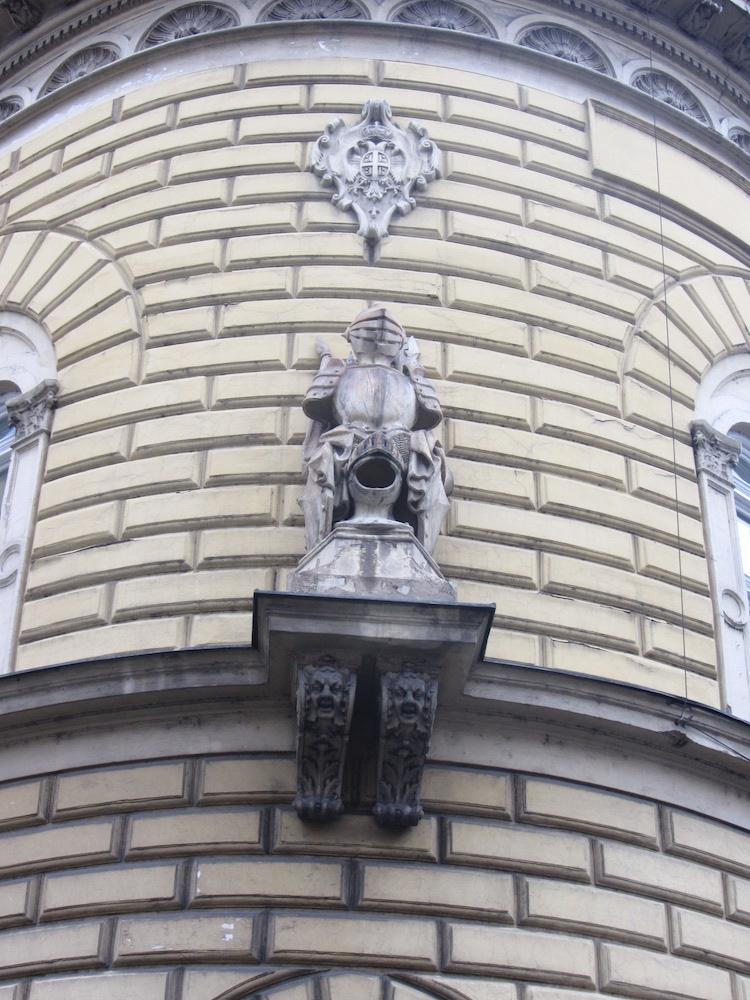 Cultural Centre Gargoyle