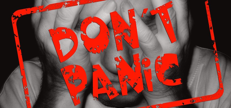 Don't Panic Featured