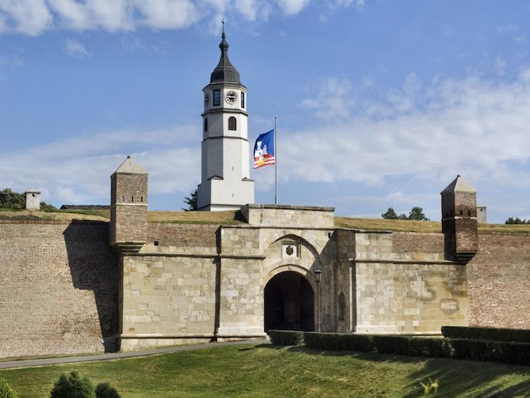 Belgrade Fortress guide to Belgrade