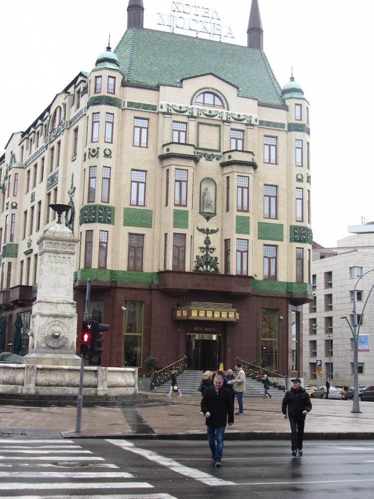 Hotel Moskva Belgrde