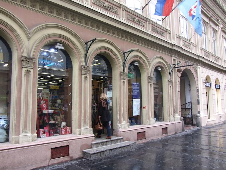 Exploring Belgrade - Knez Mihailova