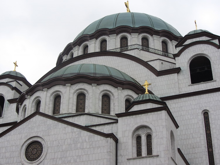 Save Church Belgrade