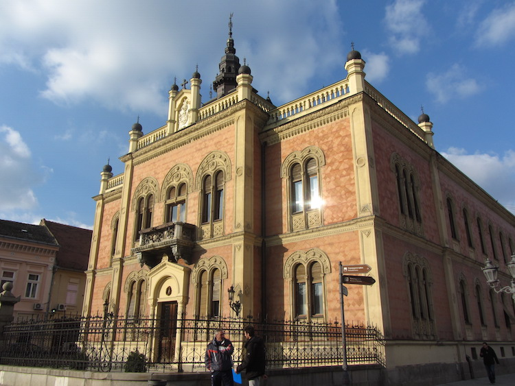 Bishops Place Novi Sad