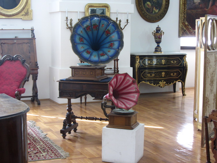 19th Century Grammophones