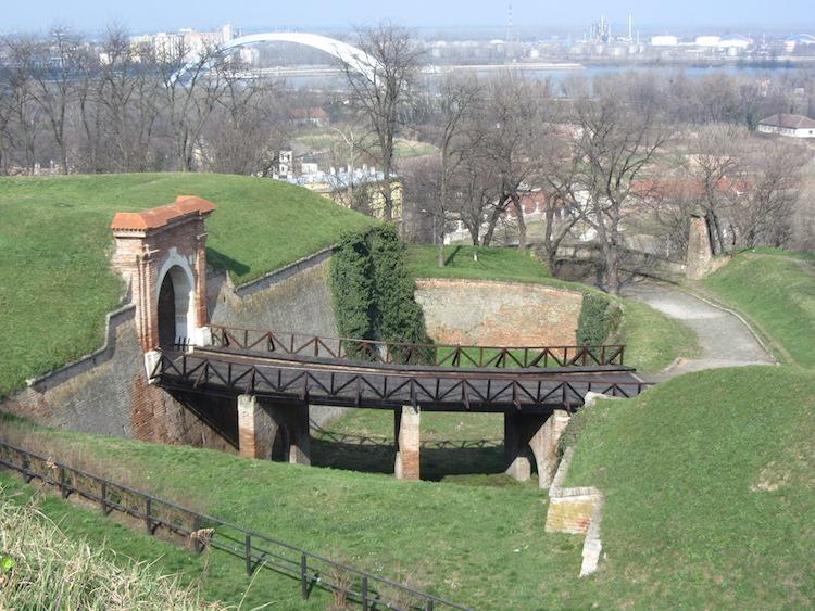 Petroveradin Fortress 750