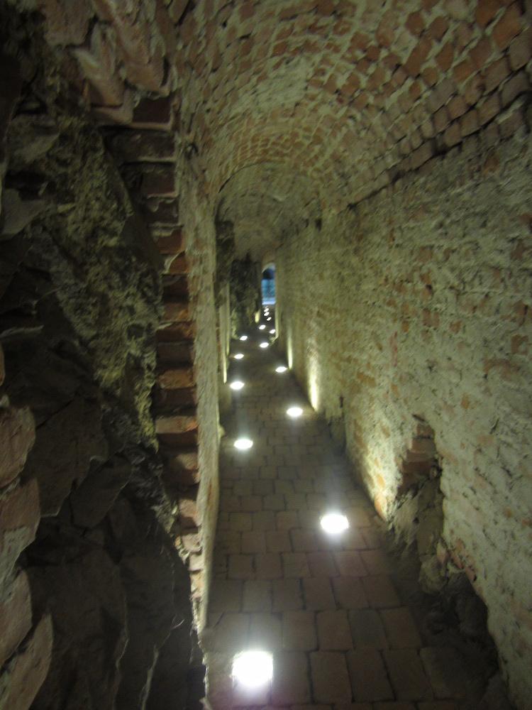 Petrovaradin Fortress Tunnels