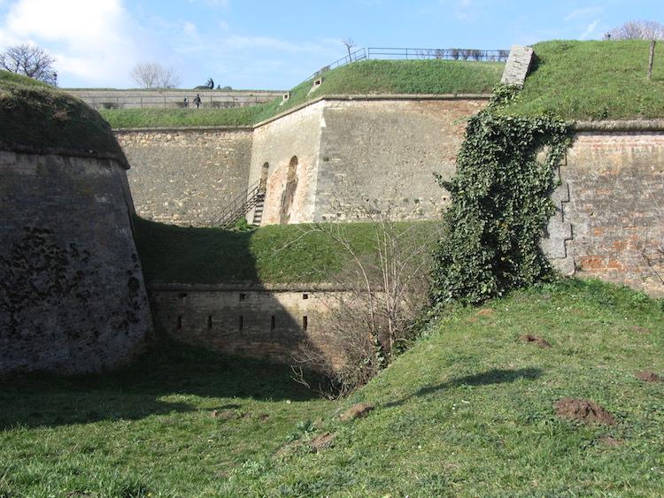Petroveradin Fortress
