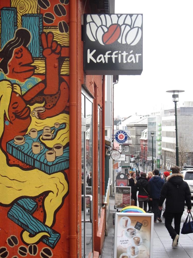 Top Cafes in Reykjavik Kaffitar