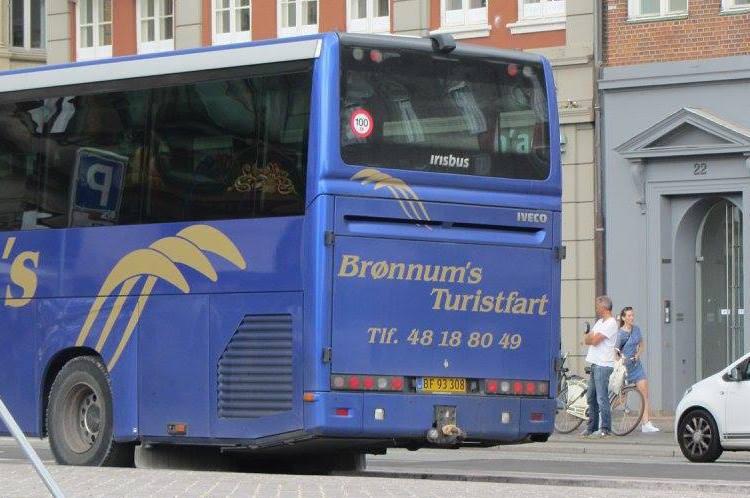 Turist Fart Denmark