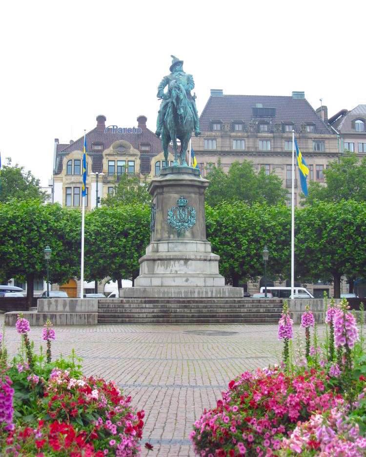 King Karl X Gustav