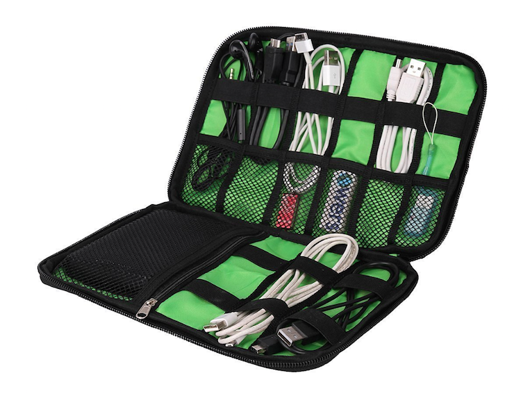 Portable Electronics Case