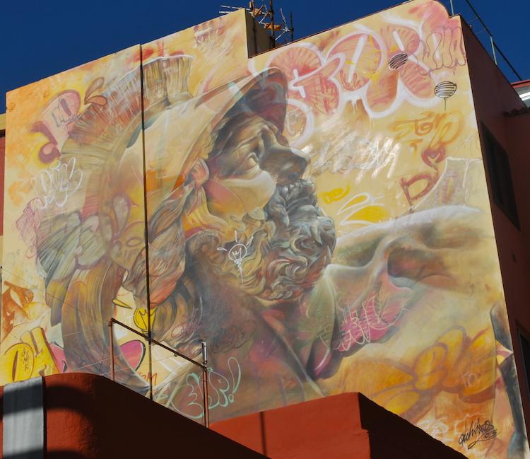 Puerto de la Cruz Street Art