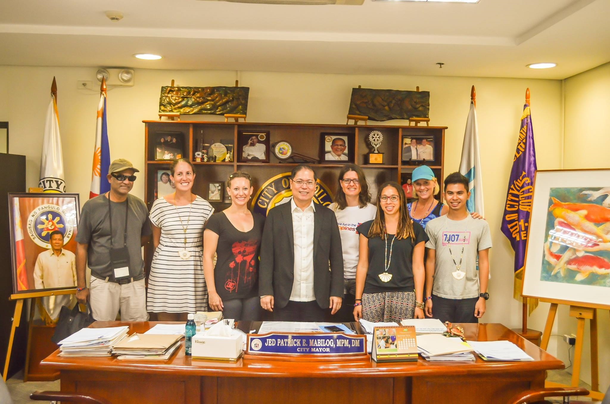 Two Spanish Cities Tour - Mayor of Iloilo