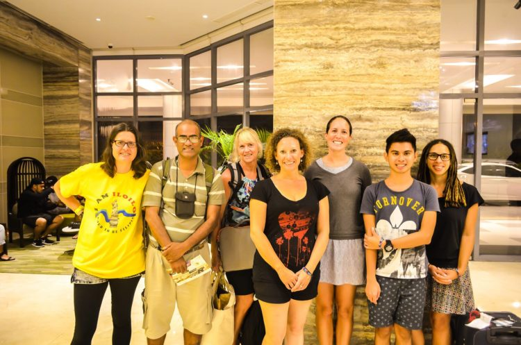 Team Iloilo - Bacolod on the Tale of Two Spanish Cities FAM Trip