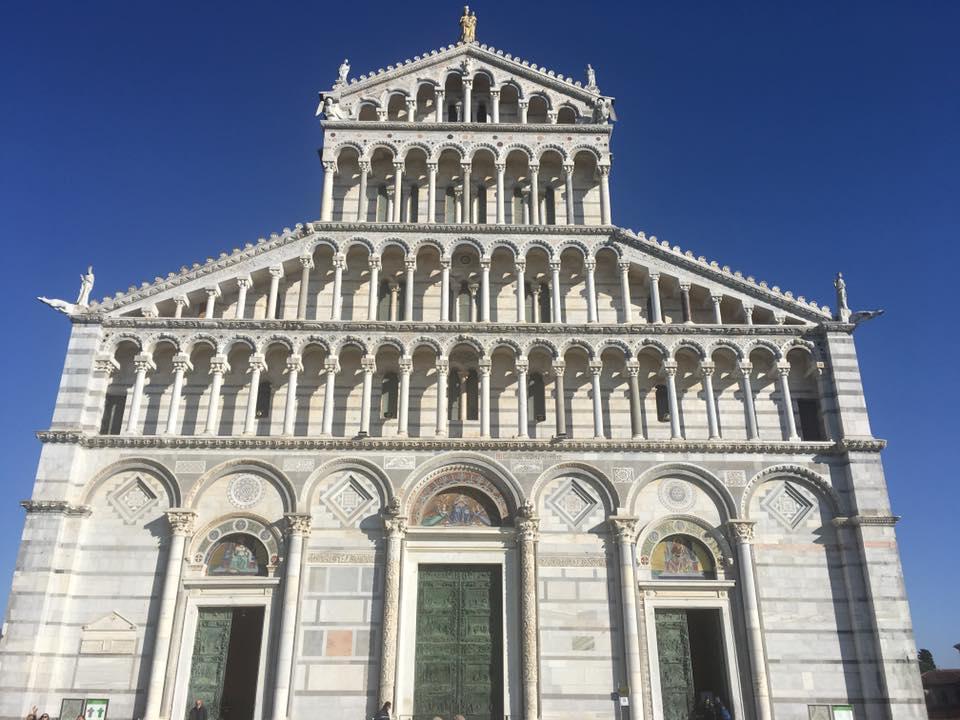 Pisa Duomo - Piazza dei Miracoli
