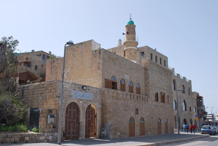 Jaffa Old town Tel Aviv