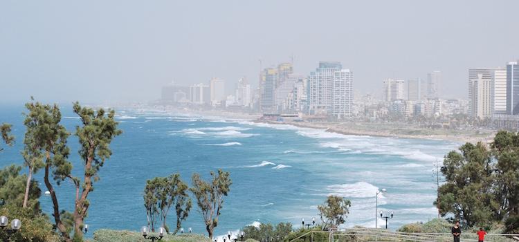 Tel Aviv Bay