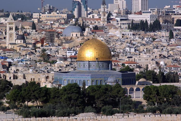 Dome of the Rock Jerusalem - Is Israel safe?