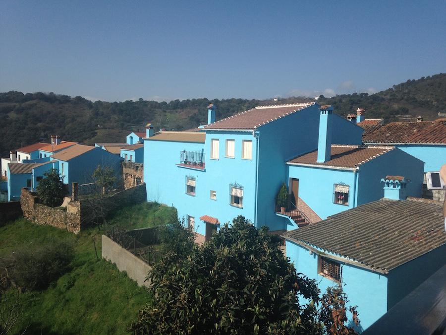 Juzcar Andalusia