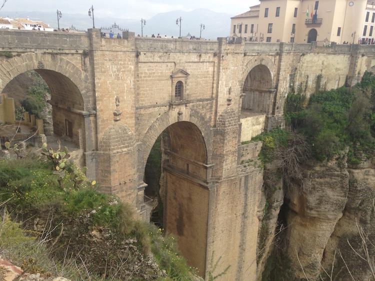 Rhonda Bridge Andalusia